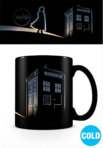 Doctor Who SCMG25075 Becher, Mehrfarbig
