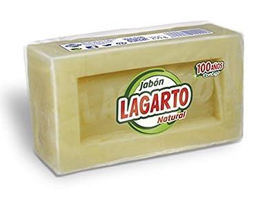 LAGARTO jabón natural pastilla