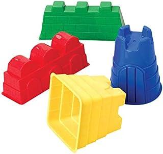 Marvel Education Sand Castle Mold Set - 204652, Blue, 54 x 72 Inches