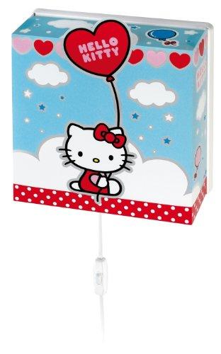 Dalber Applique Carrée - Hello Kitty