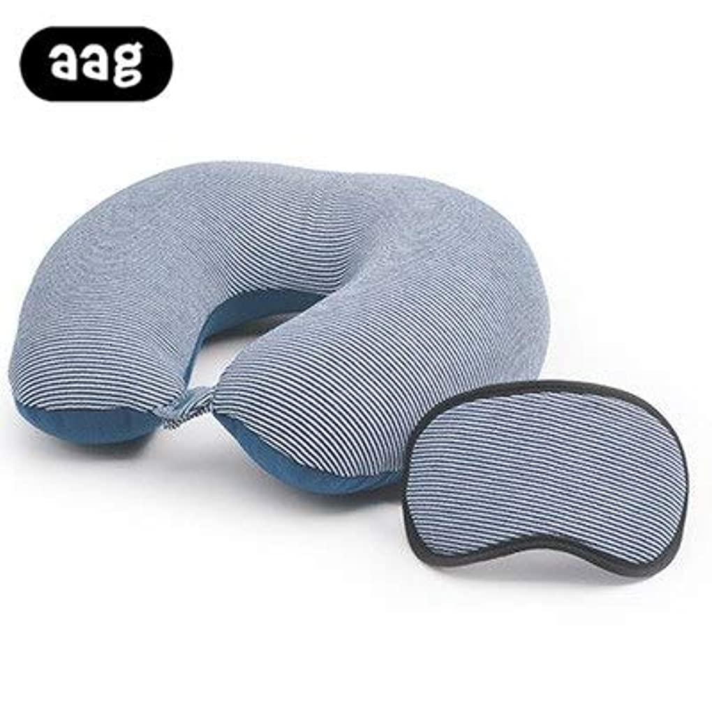 NOTE AAG U字型旅行枕飛行機用ポリネック枕旅行アクセサリー4色快適な枕睡眠ホームテキスタイル