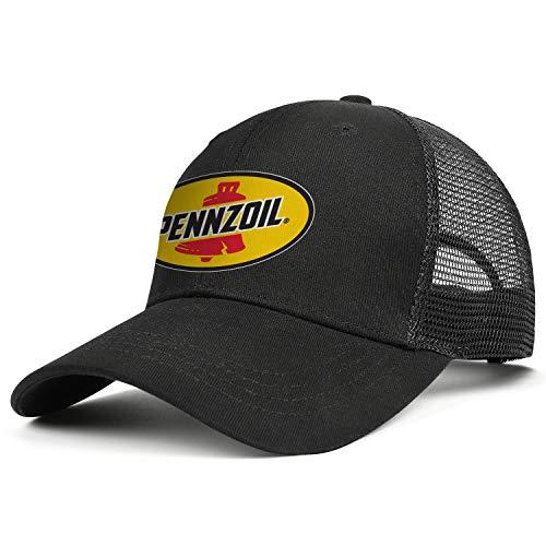 NAKHFBVi Unisex Lightweight Baseball Cap Unconstructed Pennzoil-Logo- Beach Dad Hat