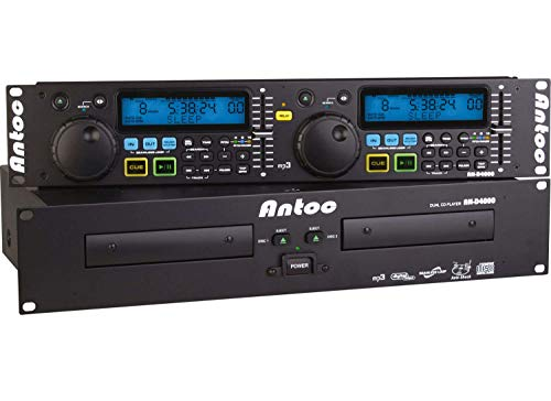 Antoc AN-D4000 Doppel CD-Player