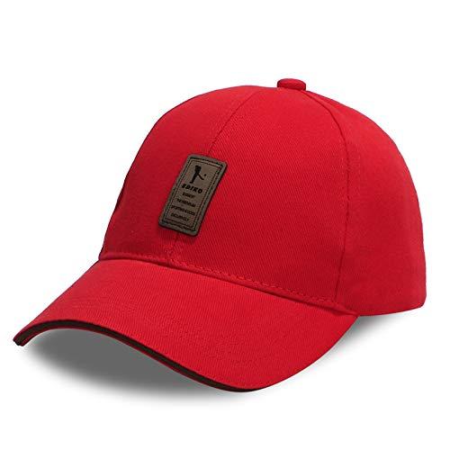 sdssup Ebay Golf Gorra de béisbol algodón Sombrero Casual Sombrero 5 Ajustable
