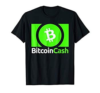 BCH PLS Crypto Currency T Shirt Bitcoin Cash Tee