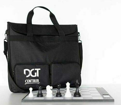 DGT Centaur + Bag - New Revolutionary Chess Computer - Digital Electronic Chess Set