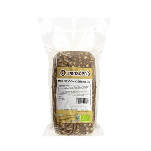 Biopanadería Pan de Molde Integral con Cereales Ecológico Elaborado con Masa Madre Natural (Trigo Integral)