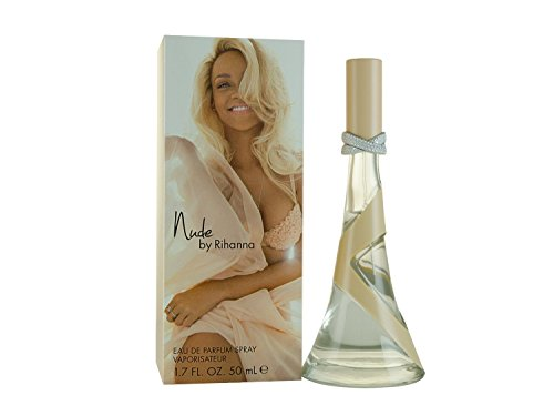 Rihanna Nude 50 ml Eau de Parfum Spray für sie, 1er Pack (1 x 50 ml)