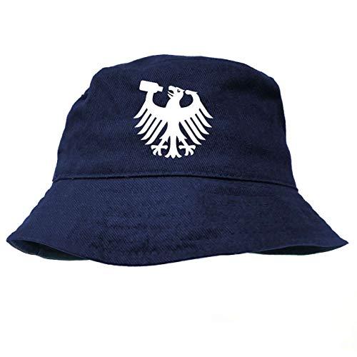 Spaß kostet Mütze Anglerhut Deutschland Bucket hat Fischerhut in 2 Grössen