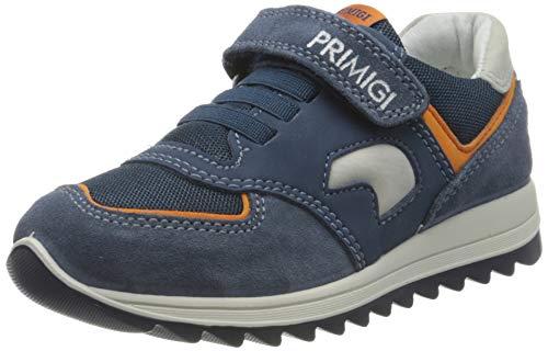 PRIMIGI Jungen Scarpa Bambino Sneaker, Blau (Azul/Bl.Core/Navy 5378611), 27 EU