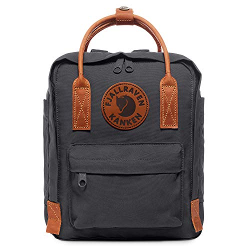 FJALLRAVEN Kånken No.2 Mini Mochila, Unisex Adulto, Super Grey, Talla Única