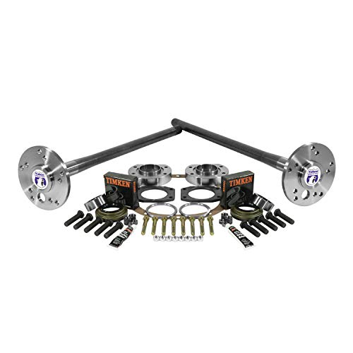 Yukon Gear & Axle (YA WF88-31-KIT) Ultimate 88 Axle Kit for Ford Explorer 8.8' Differential 4340 Chrome-Moly