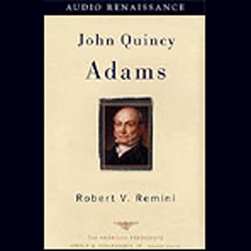 John Quincy Adams cover art