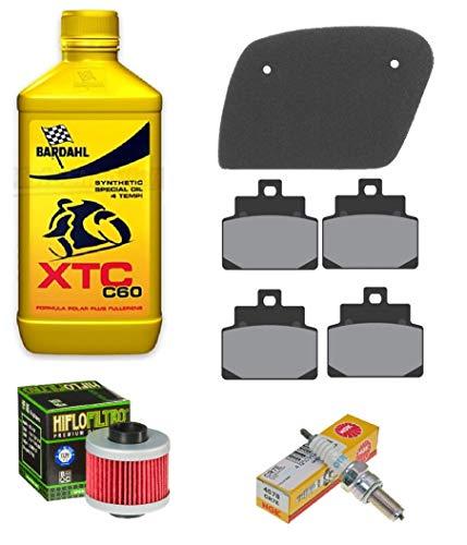 Ölwechsel-Set APRILIA LEONARDO 125/150 Öl, Filter, Bremsbeläge