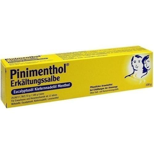 Pinimenthol Erkältungssalbe, 100 g
