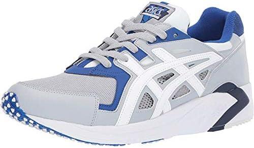 ASICS Tiger Men s Gel DS Trainer OG Shoes 11M MID Grey White product image