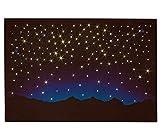 Rossi Rosa Cielo Luminoso Multicolor, 60 x 40 cm