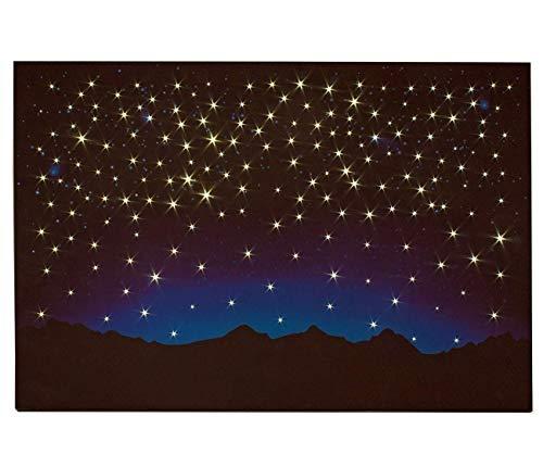 Rossi Rosa 10758 - Cielo luminoso multicolor, 60 x 40 cm