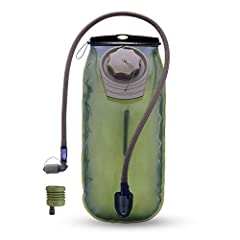 Low Profile Hydration System for insertion into tactical vest, hydration pack or backpack. 3 Liter (100oz) Hydration System featuring Source Hydration Technologies: Glass Like and Grunge Guard; Taste-Free for pure water taste; Care Free for low maint...