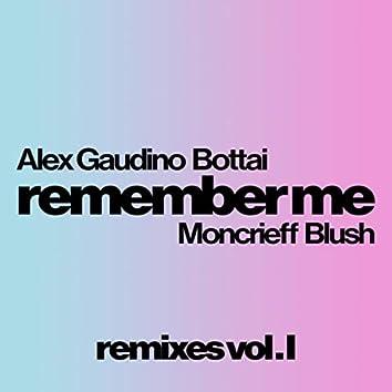 Remember Me (Remixes Vol. I)