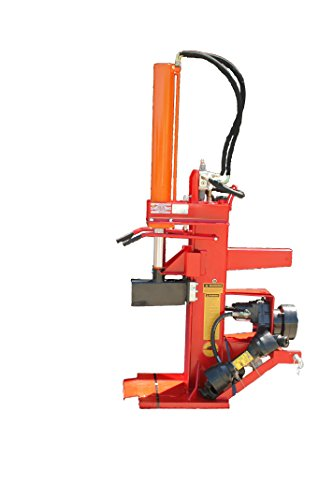 Value-Leader 22 Ton - Vertical Log/Wood Splitter 3 point Requires a tractor. Not a standalone unit.