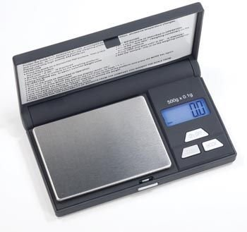 Feinwaage Ohaus YA Waage bis 300 g (0,05 g) - Präzisionswaage 0,05 Gramm genau