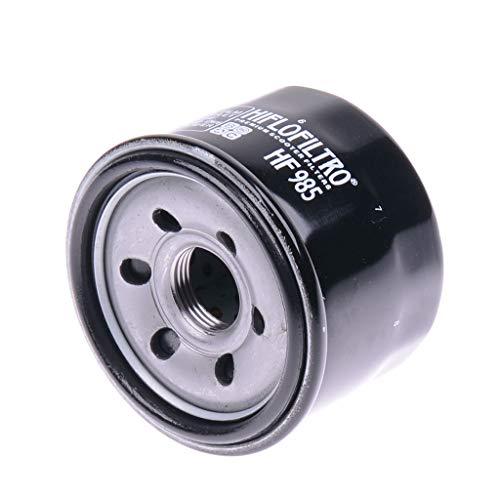 Filtro de aceite Hiflo negro Premium Scooter Filter Tmax 500 SJ06 09-11