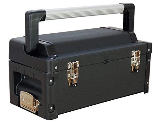 ASS Erweiterungsbox Werkzeugbox Werkzeugkiste für unsere Trolley in schwarz obox