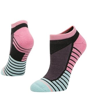 STANCE Women's Axis Low Athletic Socks, Purple, Small