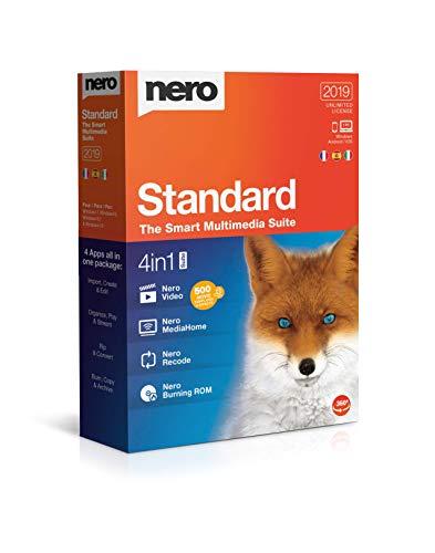 Nero Standard 2019