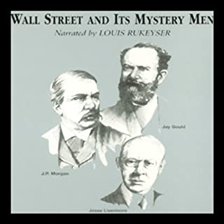 Wall Street and Its Mystery Men cover art