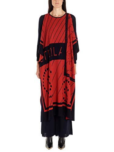 Stella McCartney Luxury Fashion Damen 553310S20938491 Rot Elastan Poncho | Herbst Winter 19