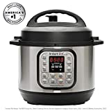 Instant Pot Duo Mini 3qt 7-in-1 Multi-Use Programmable Pressure Cooker, Rice Cooker 12