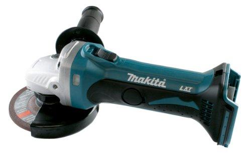 Makita Akku Winkelschleifer 18 V, im Makpac, ohne Akku und Ladegerät 4437178