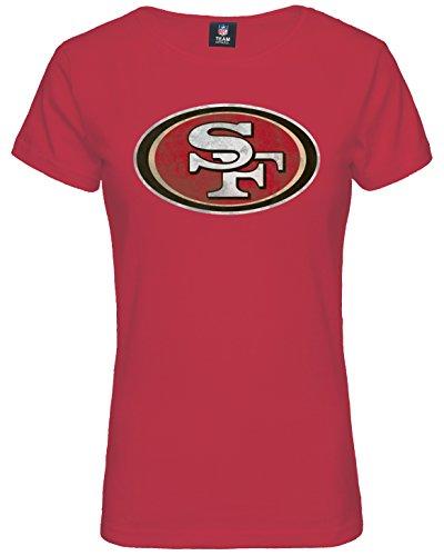 NFL Football San Francisco 49ers T-Shirt Trikot Damen Women Domestic Hyper (M)