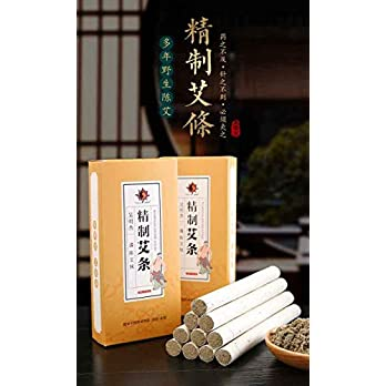 吳明杰精製艾條 Wu Ming Jie Premium Quality Pure Moxa Roll 吴明杰精制艾条 – 1 盒