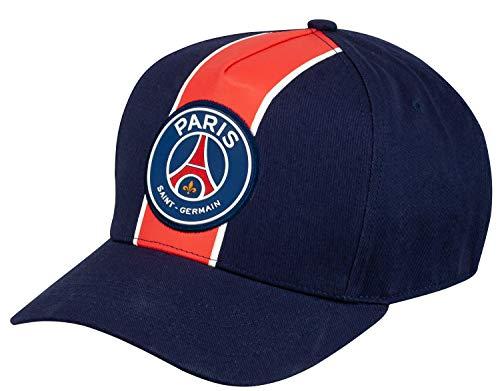 Paris Saint Germain - Gorra del PSG (talla regulable)