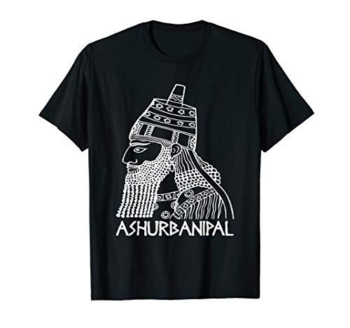 Ashurbanipal - Assyrian King Sargon Mesopotamia Assyria T-Shirt