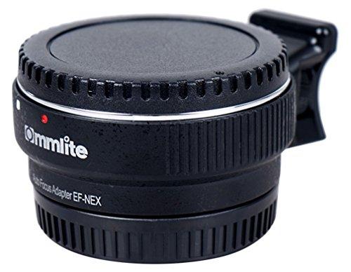 Commlite Auto Enfoque EF-NEX EF-E Adaptador de Montaje de Ob