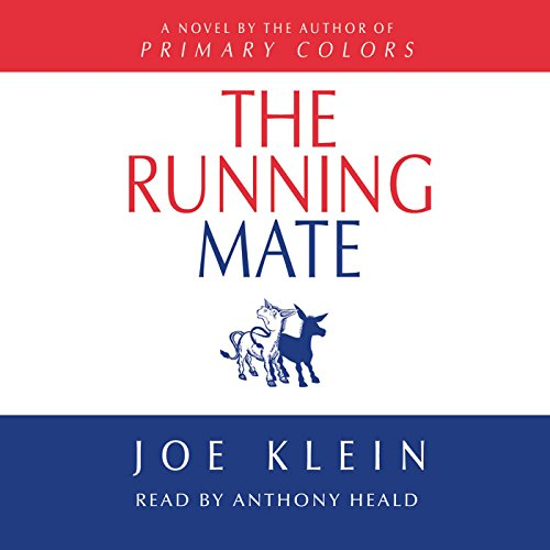 The Running Mate audiobook cover art