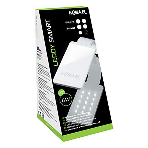 Aquael Deckenleuchte Leddy Smart 2 weiß Sunny für Aquarien 6 W 6500 K