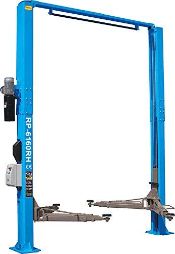 Hebebühne 2-Säulen hydraulisch Pkw Hebebühne Kfz Hebebühne 6.0 Tonnen 400V Höhe: 4.44m
