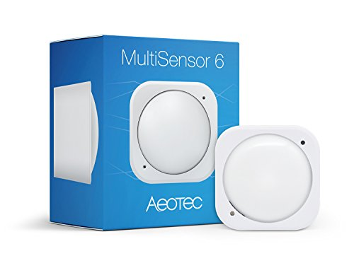 Aeotec Multi-Sensor 6 ZW100-C - Z-Wave Plus