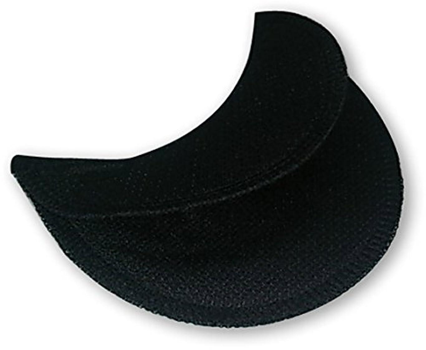 洗える脇汗????女性用 cool&dry 黒<2セット入(ボタン付き)>