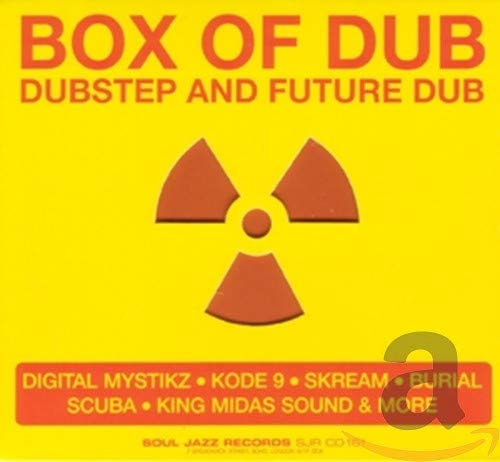 Box of Dub-Dubstep and Future Dub