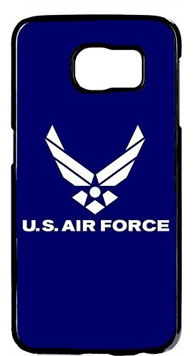 The Fortress Premium Cases - US Air Force Logo USA Army3 Rubber Silicon Black Case Cover for Samsung Galaxy Galaxy Note 10 + Plus (6.8 inch 2019 Model) Ships Next Day from USA