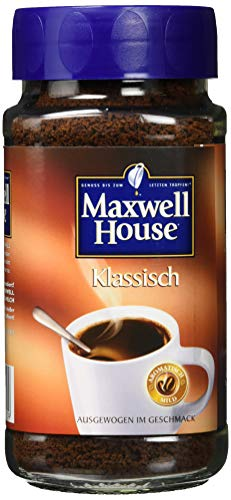 Jacobs -  Maxwell House