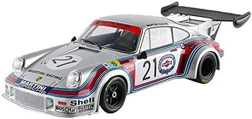 Ahorre 35% - 70% de descuento Norev 187425 Porsche 911RSR Turbo 2.1 Le Mans Mans Mans 1974 Escala 1 18 plata rojo azul  Mercancía de alta calidad y servicio conveniente y honesto.
