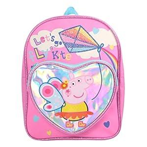 41nRhKKrT8L. SS300  - Peppa Pig Heart Arch - Mochila
