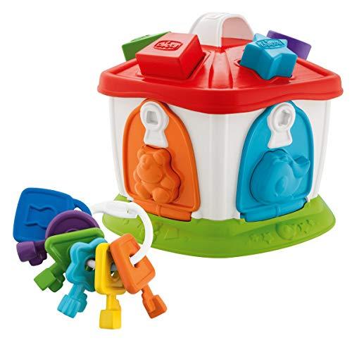 Chicco 69495690000&ndash&nbspLettino da viaggio Juegos de encajables y contrucción para bebés, Multicolor (00009610000000)